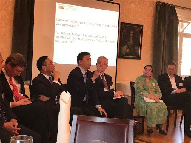 Swiss-Asian Chamber of Commerce
